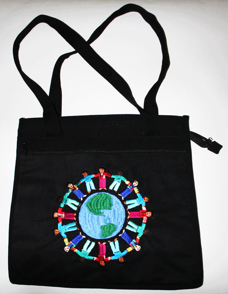 Guatemalan World Children Tote